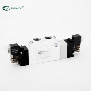 SY Series Double Control Pneumatic Valve