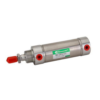 MA Stainless Steel Pneumatic Cylinder