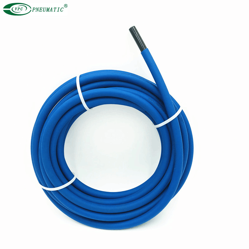 PU 6mm 8mm Anti Spark Rubber Air Hose Inner Polyurethane Outer Retardant Synthetic Flame Resistant Tube