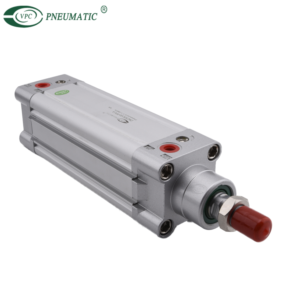 Iso15552 DNC80*100-PPV-A Double Acting Pneumatic Cylinder
