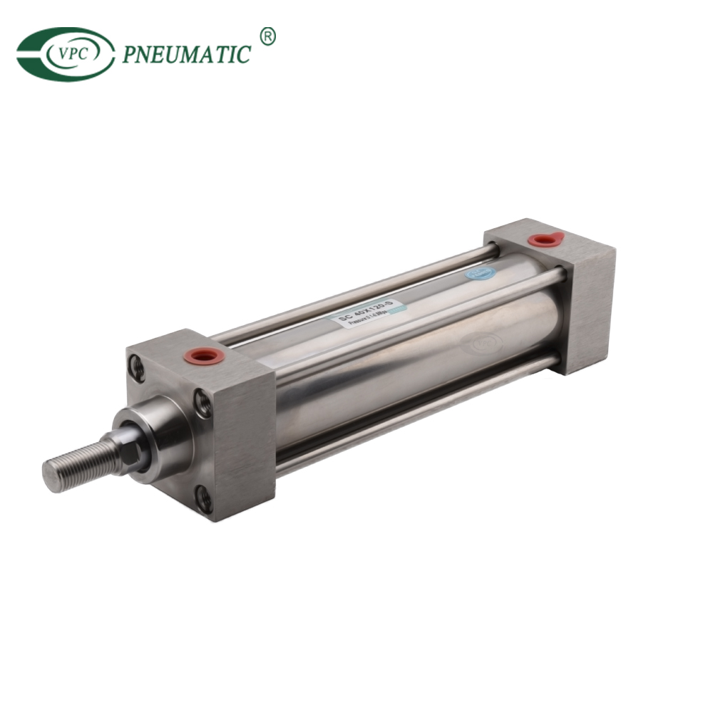 SC Stainless Steel Pneumatic Cylinder